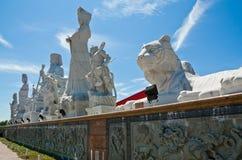 Tua Pek Kong Temple, Sitiawan, Malaysia Royalty Free Stock Photography