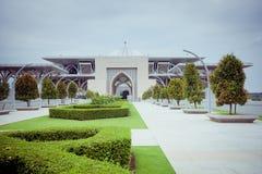 Tuanku Miizan zainal abidin mosque, Putrajaya Malaysia Royalty Free Stock Images