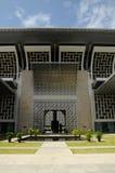 Tuanku Mizan Zainal Abidin meczet w Putrajaya (Masjid Besi) Zdjęcie Stock