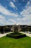 Tuanku Mizan Zainal Abidin meczet w Putrajaya (Masjid Besi) Obrazy Royalty Free