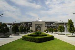 Tuanku Mizan Zainal Abidin Mosque (Masjid Besi) in Putrajaya Stock Photos
