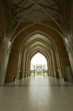 Tuanku Mizan Zainal Abidin Mosque Putra Jaya Malaysia Imágenes de archivo libres de regalías