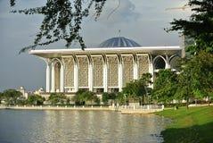 Tuanku Mizan Zainal Abidin Mosque in Putrajaya Stock Image
