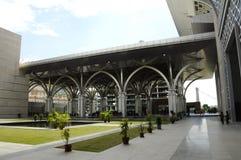 Tuanku Mizan Zainal Abidin Mosque in Putrajaya Royalty Free Stock Photos