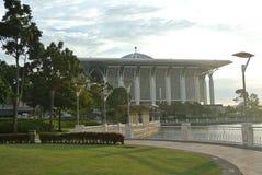 Tuanku Mizan Zainal Abidin Mosque in Putrajaya Stock Images