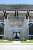 Tuanku Mizan zainal abidin mosque, Putrajaya Stock Image