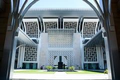Tuanku Mizan zainal abidin mosque Royalty Free Stock Photography