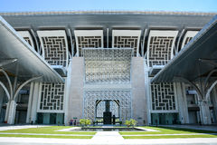 Tuanku Mizan zainal abidin mosque Royalty Free Stock Image