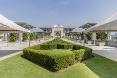 Tuanku Mizan Zainal Abidin mosque Royalty Free Stock Images
