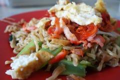 Tuaran Sabah noodle. A very famous noodle  in Tuaran Stock Images
