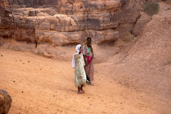 Tuareg Nomads Stock Photos