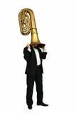 Tuba Royalty Free Stock Image