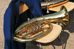 Tuba Royalty Free Stock Images