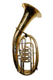Tuba royalty-vrije stock afbeeldingen