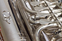 tuba Obraz Royalty Free