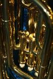 Tuba Lizenzfreie Stockbilder