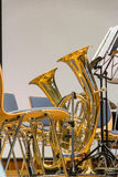 tuba royalty-vrije stock foto's