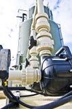 Tubagem e tanque industriais Fotos de Stock Royalty Free