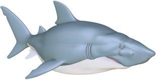 Tubarão ilustração do vetor