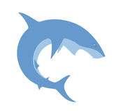 Tubarão foto de stock royalty free