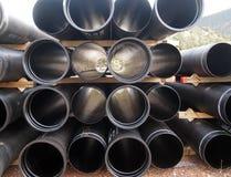 Tubatura dell'acqua Fotografia Stock