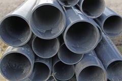 Tubature dell'acqua Fotografia Stock