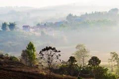 Tubberk Таиланд Phu Стоковые Изображения