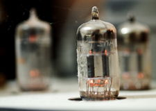 Tube amp Royalty Free Stock Images