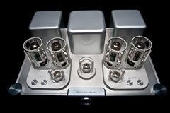 Tube amplifier Stock Photos