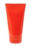 Tube crème cosmétique de conteneur Images libres de droits
