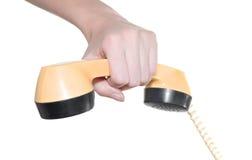 tube de 2 téléphones Photos libres de droits