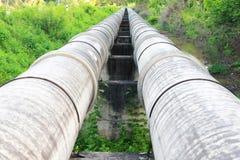 Tube de l'eau Photo libre de droits