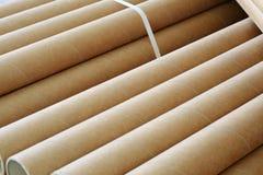 Tube de papier Image libre de droits