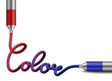 Tube de peinture Illustration d'isolement par vecteur Image stock