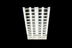 Tube fluorescent Photographie stock libre de droits