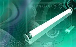 Tube light Stock Images