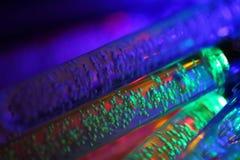 Tube lights Stock Image