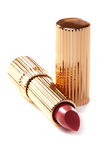 Tube of lipstick close up. Stock Image