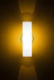 Tube of neon light Royalty Free Stock Images