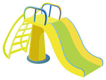 Tube slides Royalty Free Stock Images