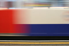 The tube slides by Royalty Free Stock Photography