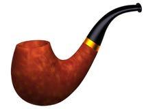Tube for smoking tobacco Royalty Free Stock Image