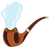 Tube for smoking Royalty Free Stock Image