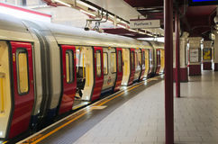 Tube station. Underground station, the tube in London UK Stock Photo
