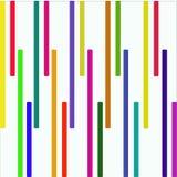 Tube type pattern design royalty free illustration