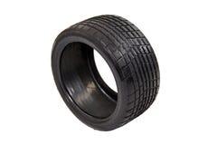 Tubeless radial race tire Stock Photos