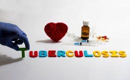 tuberculose Photographie stock libre de droits