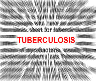 Tuberculosis Stock Photo