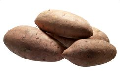 Tubers Royalty Free Stock Photography