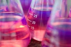 Tubes à essai Image stock